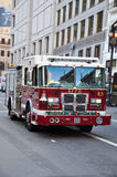 Fire department car Royalty Free Stock Photos