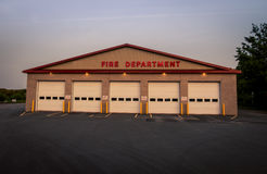 Fire department Royalty Free Stock Images