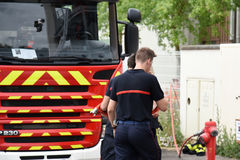 Fire department Royalty Free Stock Photography
