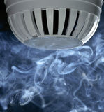 Fire detector Royalty Free Stock Photo