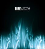 Fire digital design. Fire digital design, vector illustration eps 10 Stock Photography
