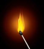 Fire digital design. Fire digital design, vector illustration eps 10 Stock Photos