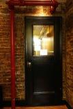 Fire Door Royalty Free Stock Photo