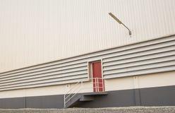 Fire Doors Of The Warehouse Stock Photos