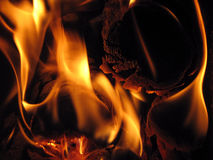 Fire dream Royalty Free Stock Photos
