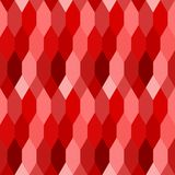 Fire effect flat style background Royalty Free Stock Photos