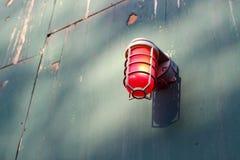 Fire Emergency light Stock Photo