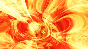 Fire energy abstract Royalty Free Stock Image
