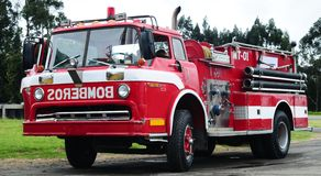 Fire engine. Stock Images