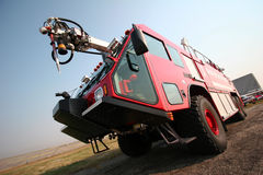 Fire engine Stock Photography