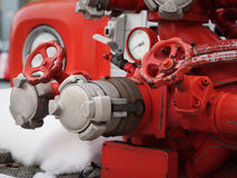 Fire Engine Stock Image