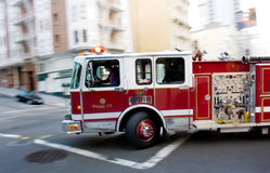 Free Fire Engine Royalty Free Stock Images - 4936249