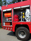 Fire-engine Royalty Free Stock Photo