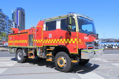Fire engine Australia Stock Image