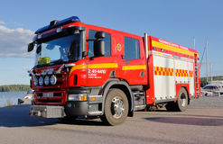 Fire engine Royalty Free Stock Photography