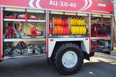 Fire engine Stock Photos