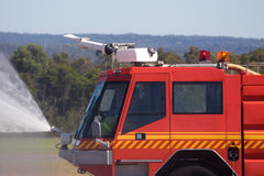 Fire Engine Royalty Free Stock Images