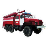 Fire-engine vehicle Stock Photography