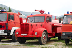 Fire engines Stock Images