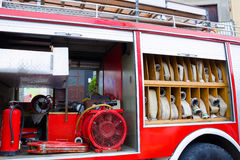 Fire engines Stock Photos