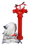 Fire equipment Royalty Free Stock Photos
