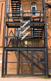 Fire escape Stock Photography