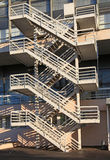 Fire-escape Royalty Free Stock Photos
