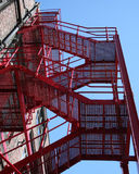 Fire Escape. Stock Images
