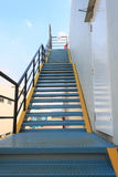 Fire Escape Stairs Stock Photos