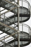 Fire Escape Stairs royalty free stock image