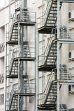 Fire escape Thailand Stock Images