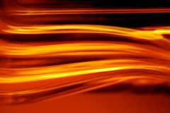 Fire extend. I extend fire to make web design background Royalty Free Stock Photos
