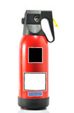 Fire extinguisher. In white background Royalty Free Stock Image