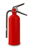 Fire Extinguisher. A 3D Fire Extinguisher placed on a white background Royalty Free Stock Photography