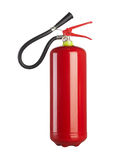 Fire extinguisher. On white background stock image