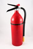Fire extinguisher. Ready to extinguish any fire Royalty Free Stock Photography