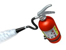 Free Fire Extinguisher Royalty Free Stock Photos - 2452828