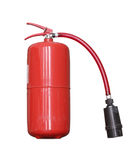 Fire extinguisher. Royalty Free Stock Images
