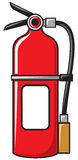 Fire extinguisher. Tool for extinguishing fire service use Stock Photos