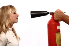 Fire-extinguisher Stock Photos