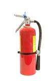 Fire extinguisher stock photo