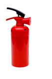 The fire extinguisher Stock Photos