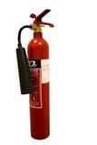 Fire extinguisher. Isolated on white Royalty Free Stock Image
