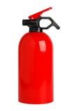 Fire extinguisher. Isolated on white background royalty free stock photos