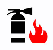 Fire extinguisher. This is file of EPS10 format vector illustration