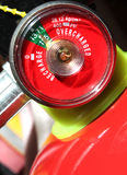 Fire Extinguisher Gauge Royalty Free Stock Photography