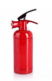 Fire extinguisher isolated Royalty Free Stock Photography