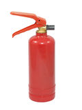 Fire extinguisher.Isolated. Stock Photos