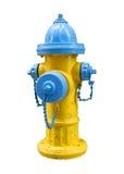 Fire extinguisher isolated on white Stock Photos