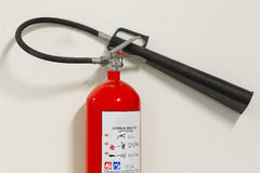Fire extinguisher. Stock Images